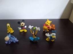 Miniatura de bonecos colecionáveis