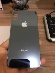 Título do anúncio: Vidro do fundo iPhone xs