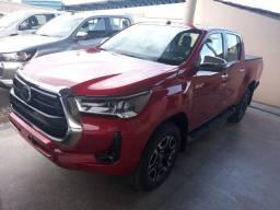 Título do anúncio: Toyota Hilux SRX 2021