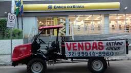 Trator Transportador Agricola 4x4 Bravo 1600 27 cavalos motor