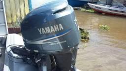 R$25.000 Motor Yamaha 200hp
