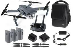 Drone Dji Mavic Pro Combo Flymore Original Novo Completo Anatel Entrega imediata