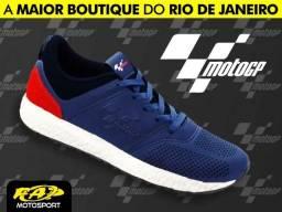 Tênis De: R$ 299,00 Por apenas R$ 199,00 Original MotoGP Exclusivo Azul