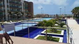 Apartamento vg fun, com 1 dormitório à venda, 35 m² por r$ 280.000 - praia do futuro - for