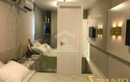 Ln 16 -Apto Varandas com 03 quartos area nobre 87 e 74 m² ventilado