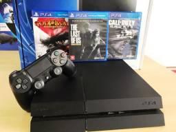 Playstation 4 500gb (precinho pra levar hoje)