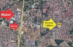 Área à venda, 7680 m² por R$ 1.600.000,00 - Chácaras São Pedro - Aparecida de Goiânia/GO