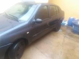 Clio sedan completo 2007/2007 - 2007