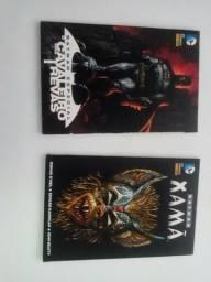 Vendo lote 2 HQs do Batman