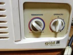 Ar-condicionado frio e quente
