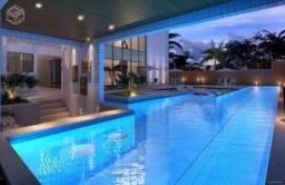 FG* Apartamento tamanho família 4Qts na frente do Mar 134m² imóvel novo-luxuoso