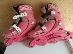 Vendo esses patins semi novo por apenas 80