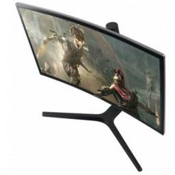 Monitor Samsung LED 27' Gamer Curvo Full HD - Loja Fgtec Informática