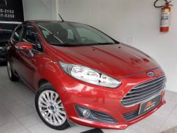 Ford New Fiesta Titanium 1.6  2014 Automático