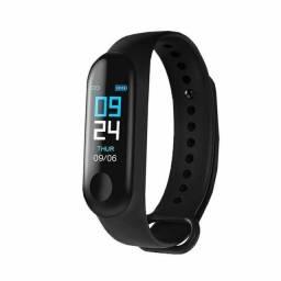 Relógio pulseira inteligente M3