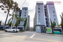 Apartamento à venda com 3 dormitórios em Santa cândida, Curitiba cod:42045