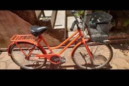 Oportunidade única: Linda Bicicleta unissex NOVINHA (BARATO)(ITAJAÍ)