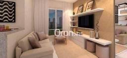 Apartamento com 1 dormitório à venda, 44 m² por R$ 129.000,00 - Jardim Helvécia - Aparecid