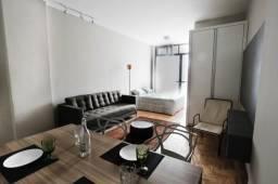 Oportunidade única: Excelente Apartamento Retrofit 1 quarto, portaria 24 hs, lazer e estac