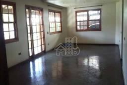 Casa com 4 dormitórios à venda, 382 m² por R$ 1.150.000 - Piratininga - Niterói/RJ