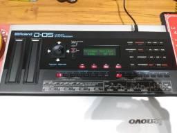 Módulo sintetizador Roland D-05