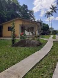 Chácara no Condomínio Rio Sagrado com duas casas pelo valor de R$ 330 mil em Morretes/Pr