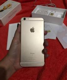 Vendo IPhone 6S Pluss Gold