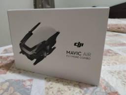 Drone DJI Mavic Air Fly more combo. Novo