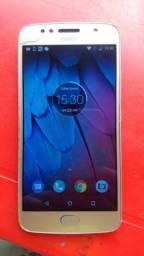 Moto G5s 32 GB funcionando perfeitamente impressão digital