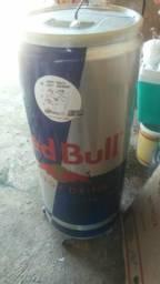 Cooler refrigerado Red Bull