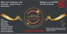 Registro Jucesp com urgência - Constituição, Alteraçã e Baixa em até 12 horas