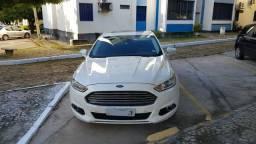 Ford Fusion Titanium AWD, ano 2013, baixa quilometragem - 2013