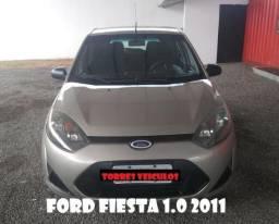Ford Fiesta, finamciamos até 48 vezes com entrada a partir de 4 mil - 2011