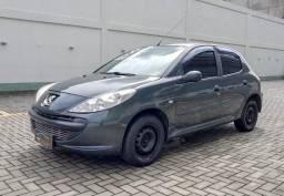Oportunidade Peugeot com Kit Gás - 2009