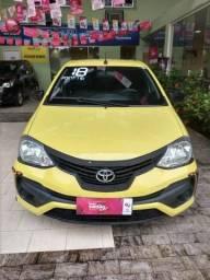 Toyota Etios XS 1.5 2018 R$ 41.000,00 - 2018