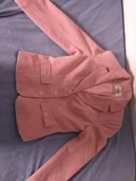 Blusas de manga longa