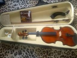 Violino 3x4 ainda na garantia