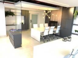 Sala Comercial 47 metros mobiliada Terra Office Terra Mundi