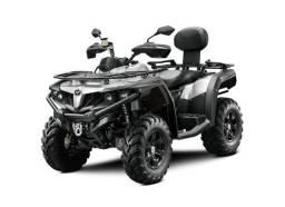 Quadriciclo Cforce 600 EPS 4 Tempos Tração 4x4 Guinho Elétrico Direção Elétrica (Promoção)