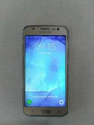 Vendo ou Troco Samsung J5, funcionando perfeitamente