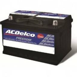 Bateria Acdelco 60Ah Nova com 2 Anos de Garantia