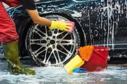 Oportunidade de trabalho para lavador de carros