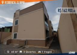 Apartamento pronto 3 Quartos