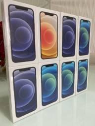 iPhone 12 64gb novo lacrado preço imbatível