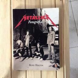 Livro Metallica