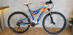 Bike Soul Magma FS Full *Bike Nova *Aceito troca *Desconto a vista