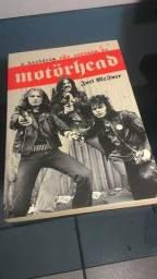 Livro Motorhead