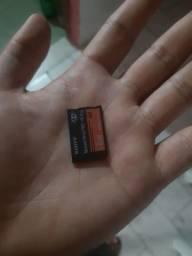 Vendo cartão de memoria pra camera