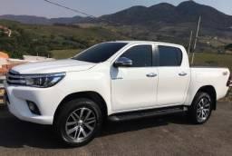 Toyota Hilux Srx 2017