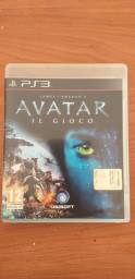Jogo Avatar PS3